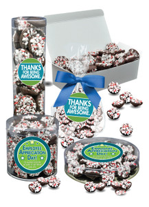 Employee App Peppermint Chocolate Nonpareils