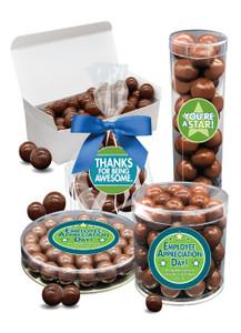 Employee Appreciation Colossal Malt Balls