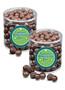 Employee App Dark Chocolate Sea Salt Caramels - Wide Canister