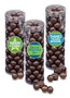 Employee App Dark Chocolate Sea Salt Caramels - Tall Canister