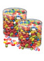 Jelly Belly Fruit Bowl Jelly Beans - Wide Canister