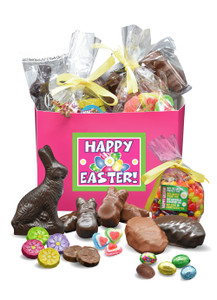 Easter Basket Box of Candy Treats - Medium