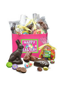 Easter Basket Box of Candy Treats - Small