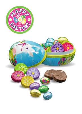 Easter Candy Egg