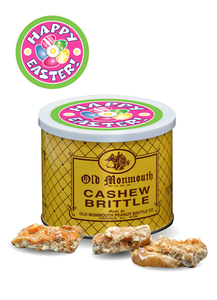 Easter Cashew Brittle Can