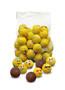 Emoji Foil Chocolate Balls