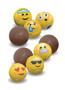 Emoji Chocolate Balls - Close up