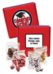 Graduation Candy Bag Box