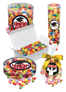 Graduation Jelly Belly Fruit Jelly Bean Gifts