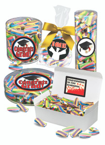 Graduation Filled Licorice Twisters
