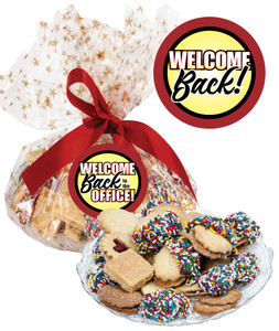 Back to the Office Butter Cookie Assortment Platter