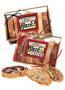 Back to the Office Biscotti Sampler