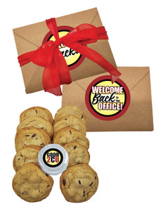 Back to the Office Chocolate Chip Craft Box