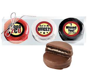 Back to the Office Chocolate Oreo 3pc Box