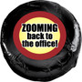 Zooming back to the office Chocolate Oreo
