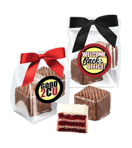 Back to the Office Petit Fours - Favor Bags