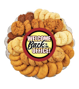 Back to the Office All Natural Smackers Crispy Cookie Platter
