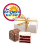 Brighten Your Day Petit Fours - 2pc