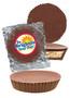 Brighten Your Day Peanut Butter Candy Pie - Plain