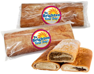 Brighten Your Day Hungarian Nut Roll