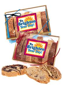 Brighten Your Day Biscotti Sampler