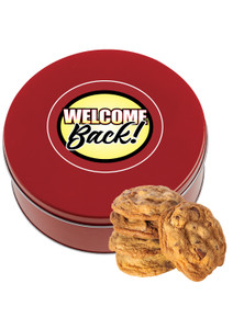 Back to the Office Chocolate Chip Cookie Tin