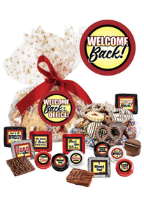 Back to the Office Cookie Talk Message Platter