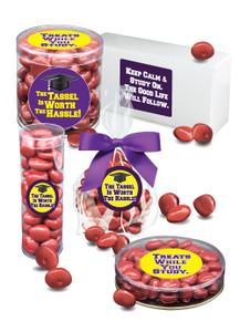 Back To School Chocolate Red Cherries