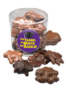 Back To School Chocolate Turtles