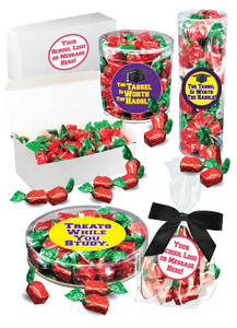 Back To School Strawberry Soft-filled Candy