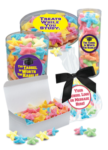 Back To School Starfish Gummy Candy