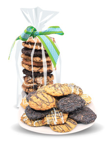 Crispy & Chewy Cookie Assortment Bag