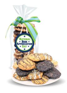 Boss Day Crispy & Chewy Artisan Cookie Bag