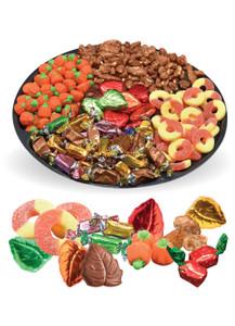 Autumn/Thanksgiving Candy Platter