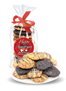 Anniversary Crispy & Chewy Artisan Cookie Bag