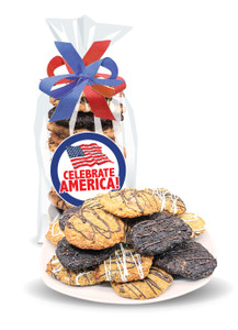 Celebrate America Crispy & Chewy Artisan Cookie