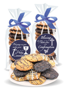 Communion/Confirmation Crispy & Chewy Artisan Cookie Gift