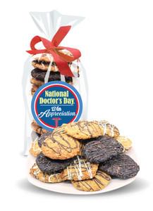 Doctor Appreciation Crispy & Chewy Artisan Cookies