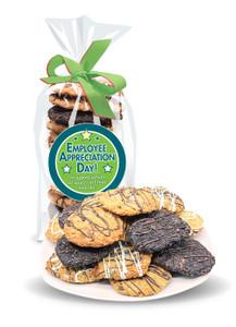 Employee Appreciation Crispy & Chewy Artisan Cookies