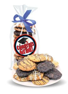 Graduation Crispy & Chewy Artisan Cookies