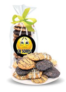 I'm Sorry Crispy & Chewy Artisan Cookies