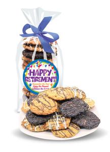 Retirement Crispy & Chewy Artisan Cookies