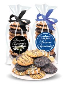 Sympathy/Shiva Crispy & Chewy Artisan Cookies