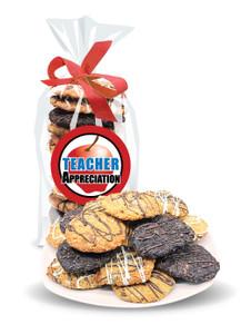 Teacher Appreciation Crispy & Chewy Artisan Cookies