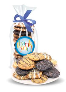 Thank You Crispy & Chewy Artisan Cookies