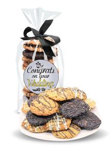 Wedding Crispy & Chewy Artisan Cookies