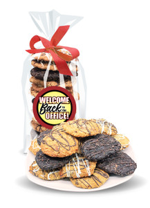 Back to the Office Crispy & Chewy Artisan Cookies