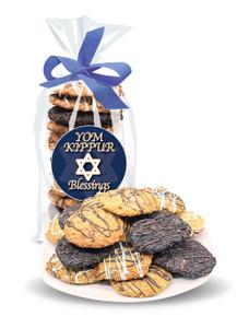 Yom Kippur Crispy & Chewy Artisan Cookies