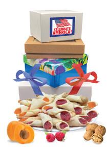Celebrate America Kolachi Fruit & Nut Filled Cookies