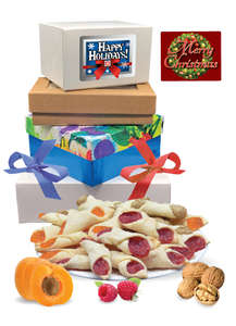 Christmas/Holiday Kolachi Fruit & Nut Filled Cookies